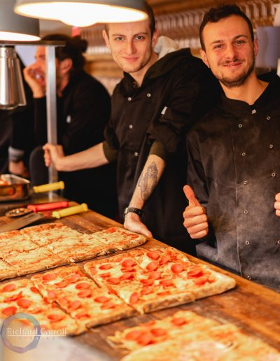 Manchester Markets 2018-5 Pizza Slice Italian cooking